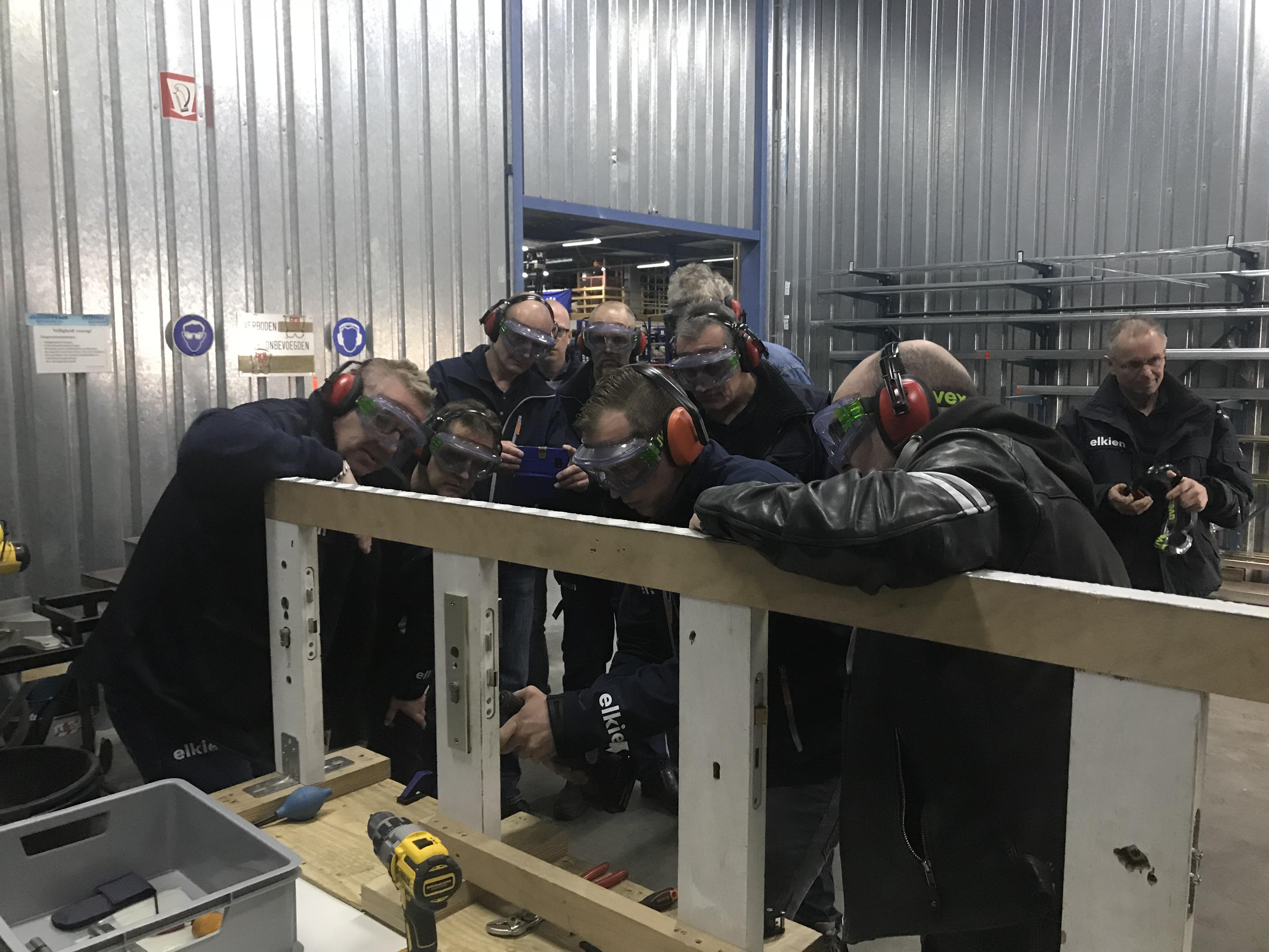 incompany training opleiding slotenmaker